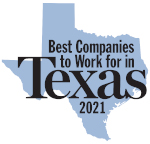 Best Companies to Work for in Texas 2021