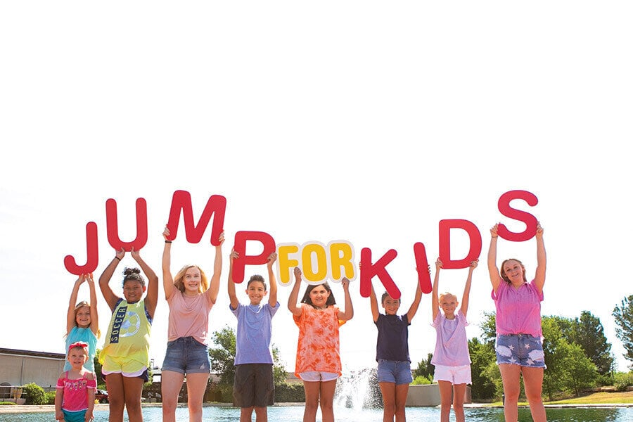 Jump for Kids!